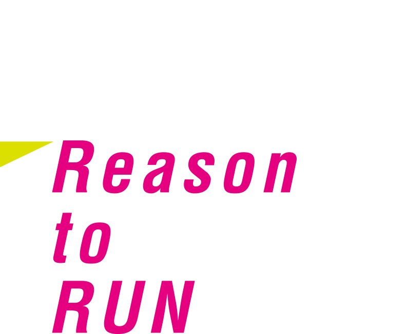 Mari TANIGAWA Reason to RUN